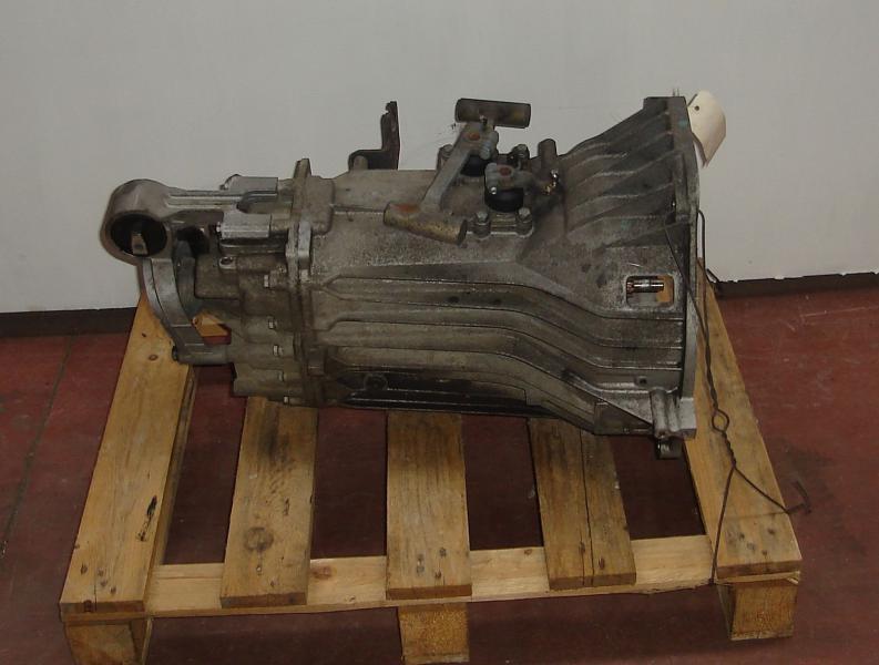 Boite de vitesse Renault BOITE DE VITESSES MASCOTT 110
