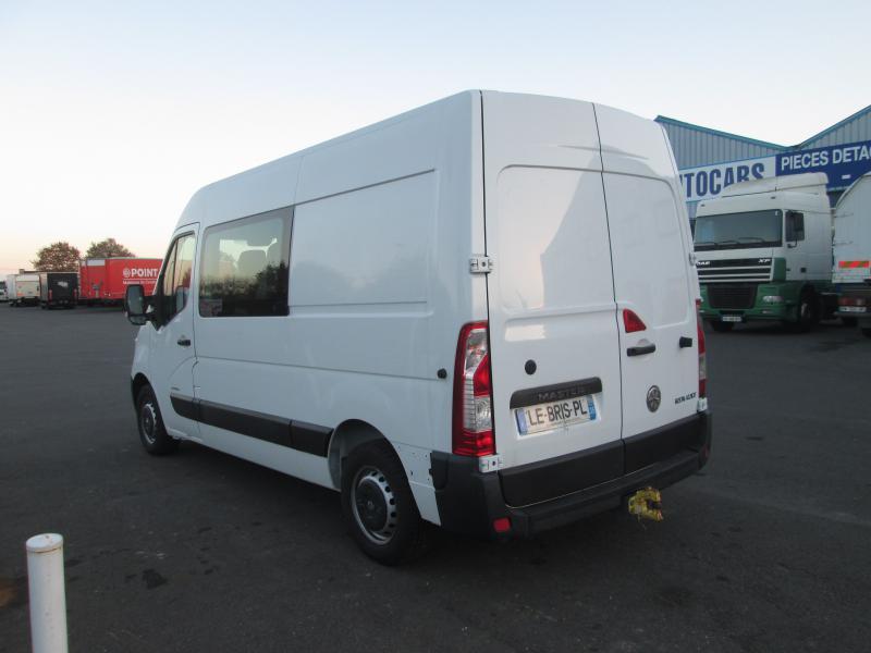 RenaultMasterDCI 125