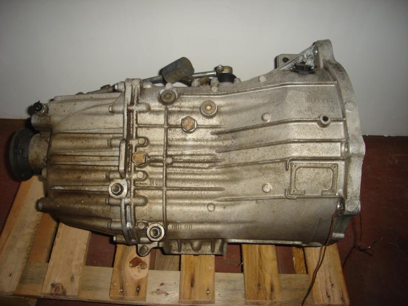 Boite de vitesse Iveco 35C15 2840-615E06