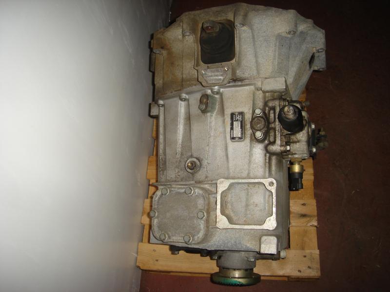 Boite de vitesse Iveco 80 EL 15 2855 S 5