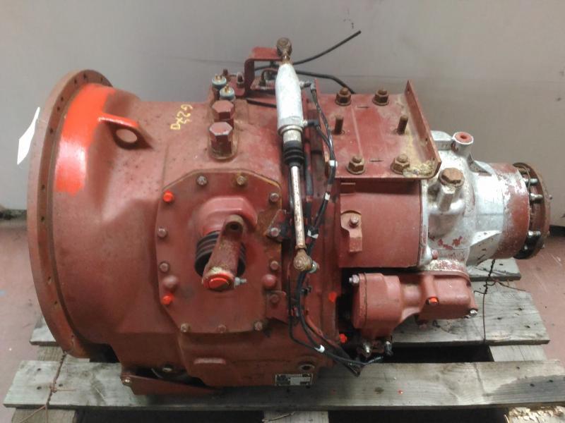 Boite de vitesse Renault G270