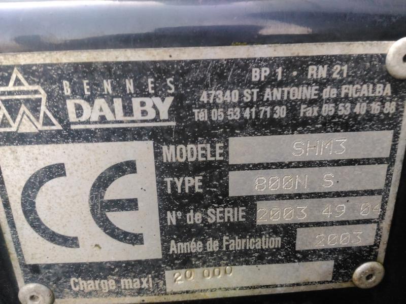 Carrosserie Dalby AMPIROLL