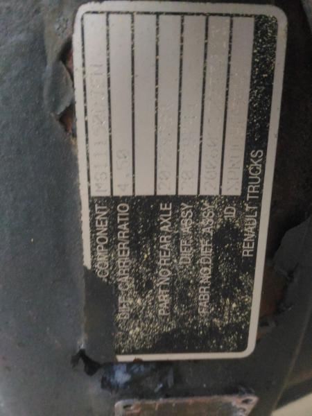 Pont Renault MIDLUM 240DXI MS11150