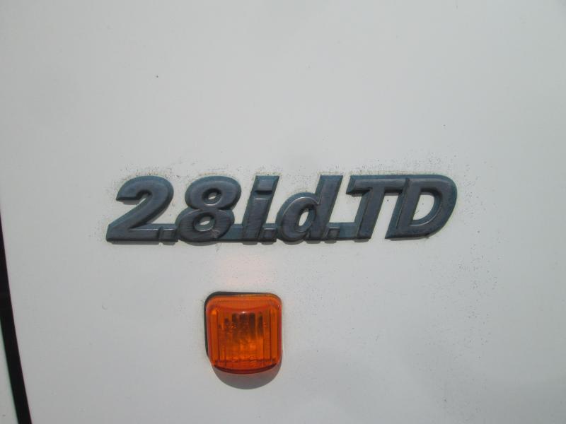 Occasion Fiat Ducato 2.8 DTD