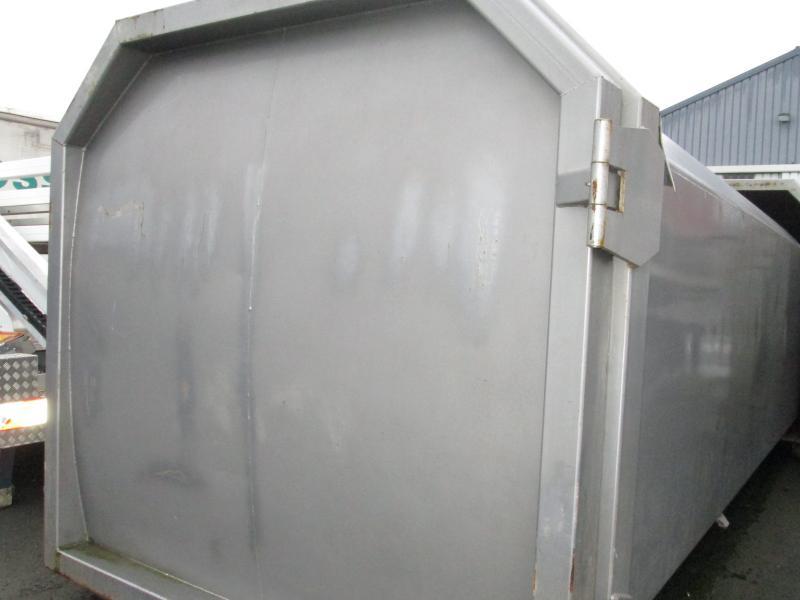 Carrosserie MATEX COMPACTEUR A DECHETS M-12