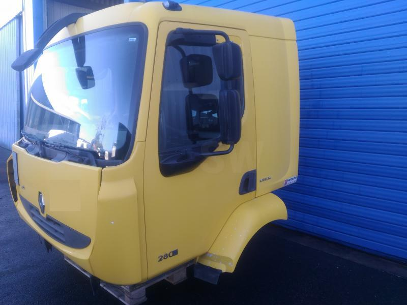 Cabine Renault MIDLUM 280DXI CABINE