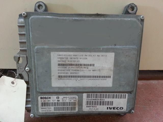 Occasion Electricite IVECO STRALIS / 0281001527 / 504078154/500311206