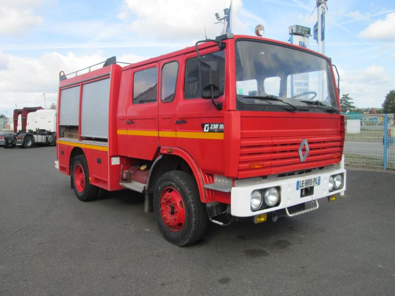 Occasion Renault Gamme G 230
