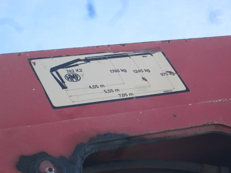 Occasion Volvo FL6 13