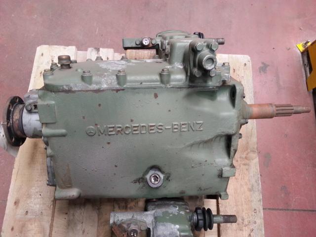 Boite de vitesse Mercedes 1217 / BV G3/60-5