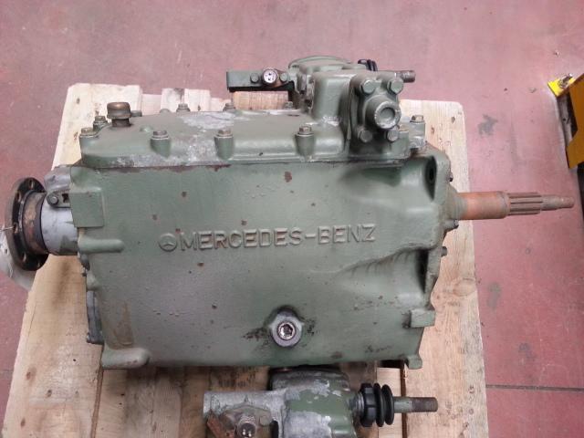 Occasion Boite de vitesse Mercedes 1217 / BV G3/60-5
