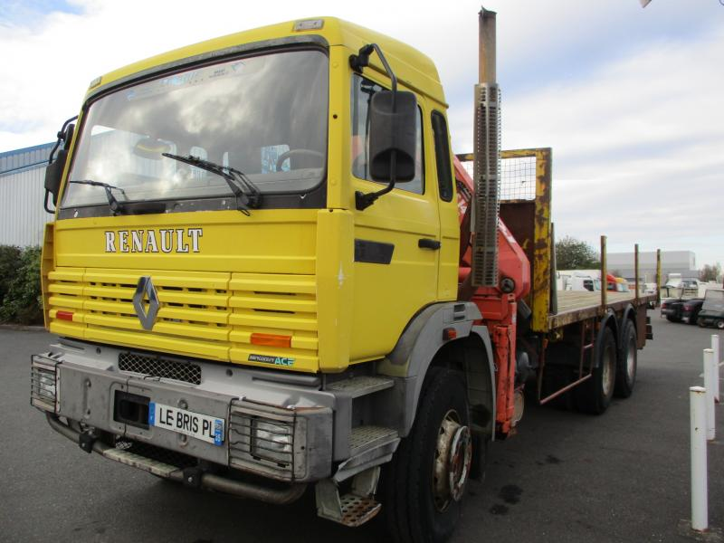 Occasion Renault Gamme G 340 TI