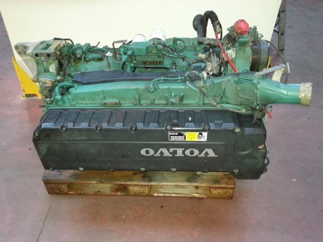 Moteur Volvo FM12 380 D12D340