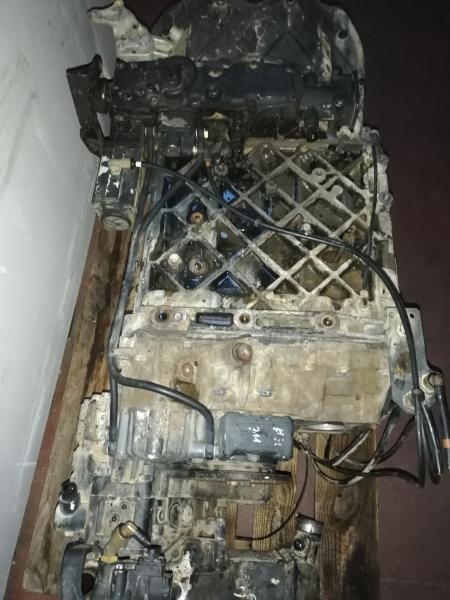 Boite de vitesse Renault P420DCI