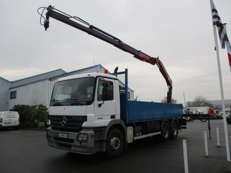 Occasion Mercedes Actros 2632