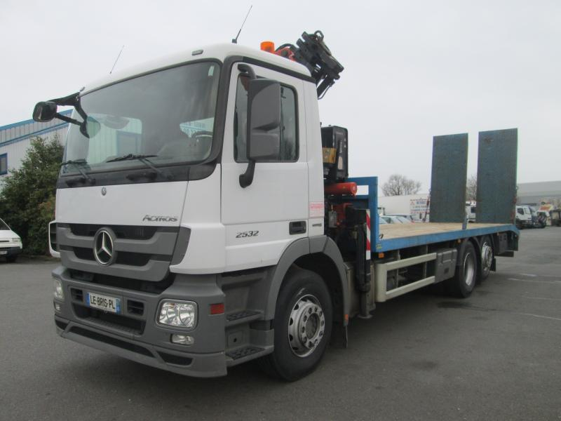Occasion Mercedes Actros 2532