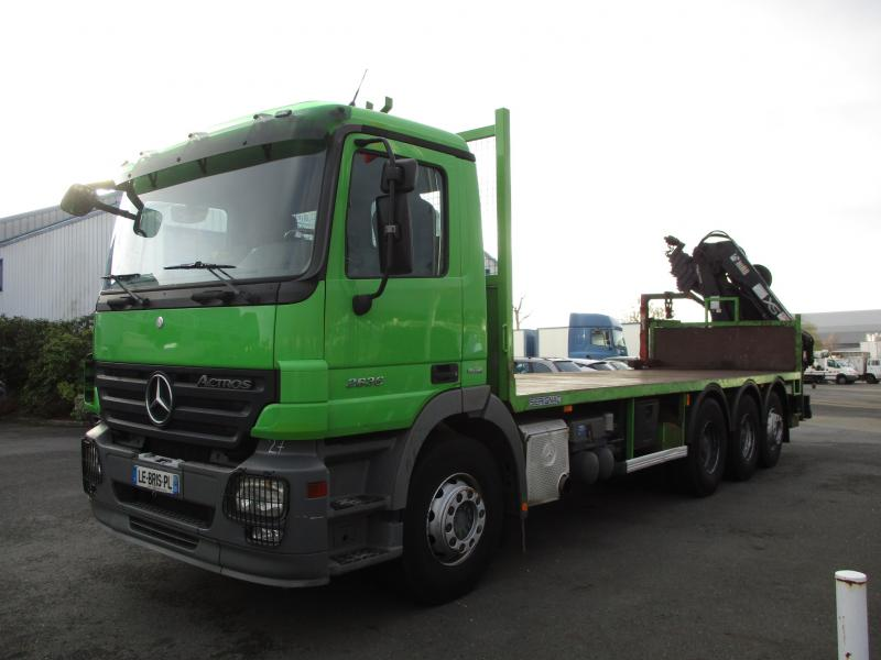 Occasion Mercedes Actros 3236