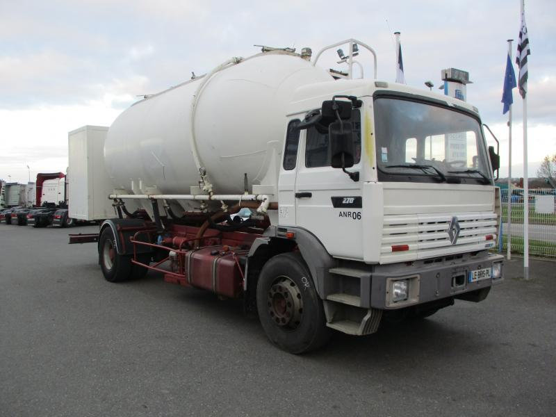 Occasion Renault Gamme G 270 Manager