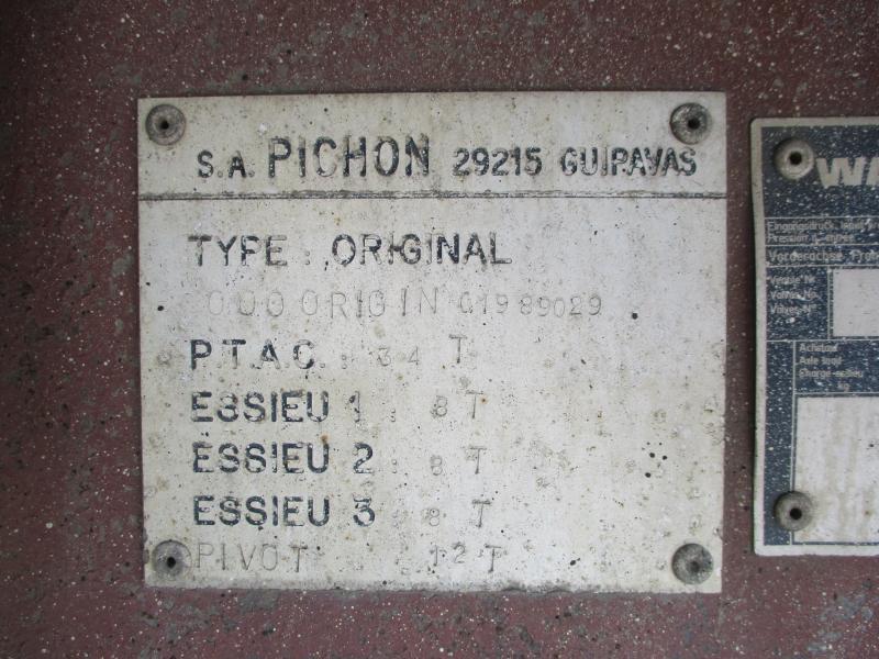 Occasion PICHON SA