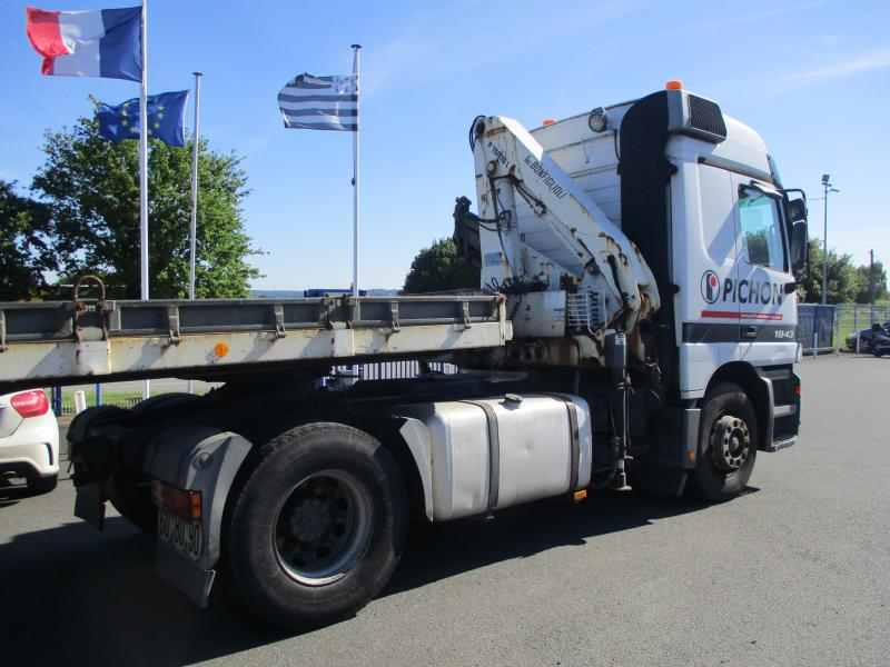 Occasion Mercedes Actros 1843