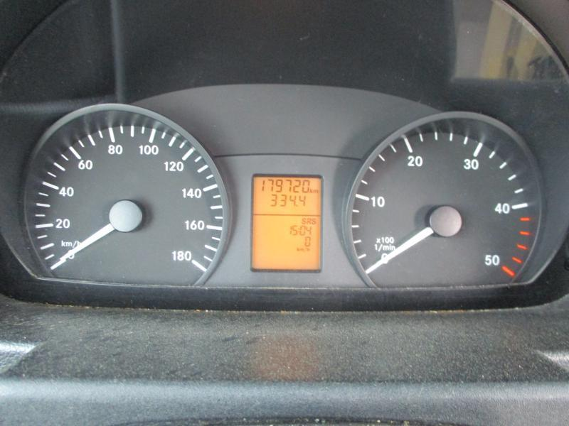 Occasion Mercedes Sprinter Mobility