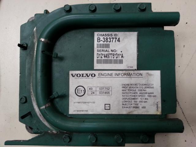 Occasion Electricite VOLVO FH12 / D12D460/ BOITIER CU MOTEUR/20577131/VEB
