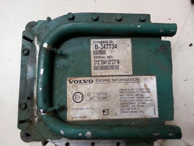 Occasion Electricite VOLVO FH12 / D12D380/ BOITIER ECU MOTEUR/EPG/03161962