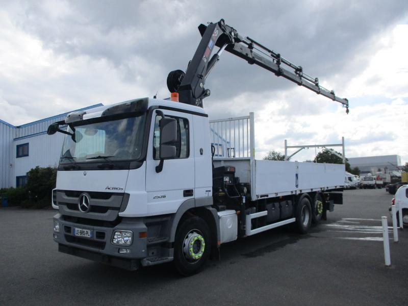 Occasion Mercedes Actros 2536