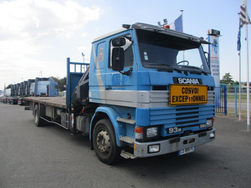Occasion Scania M 93M220