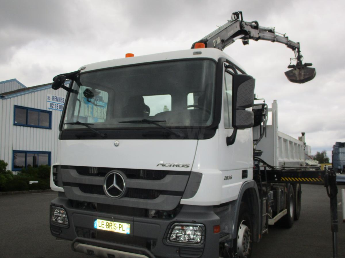 Occasion Mercedes Actros 2636K