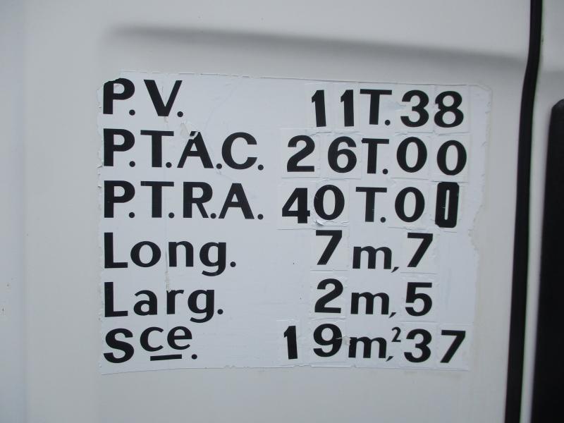 Occasion Scania C 114C380