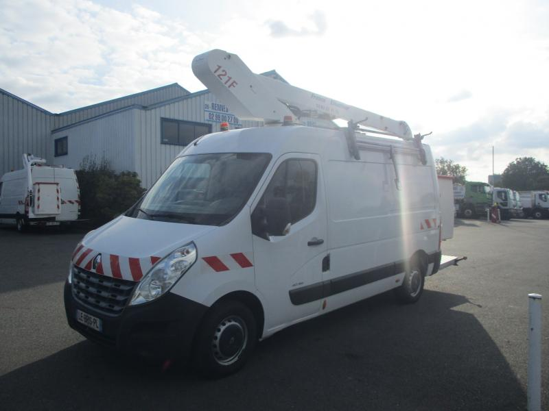 Occasion Renault Master 2.3 DCI 125