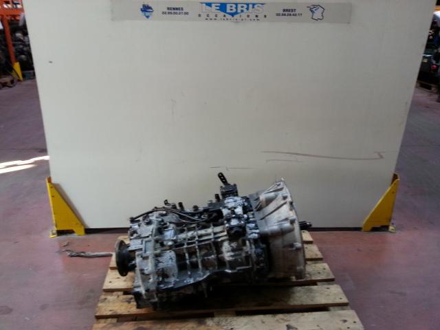 Boite de vitesse Renault RENAULT P 270 DCI / BV ZF 9S109