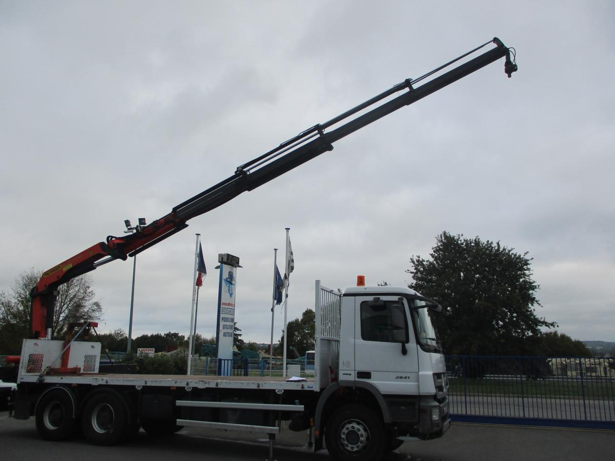 Occasion Mercedes Actros 26-41K