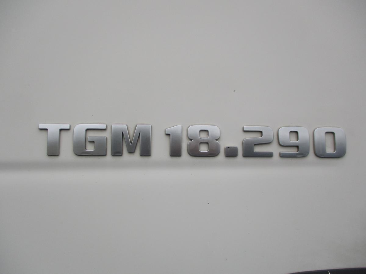 Occasion MAN TGM 18.290