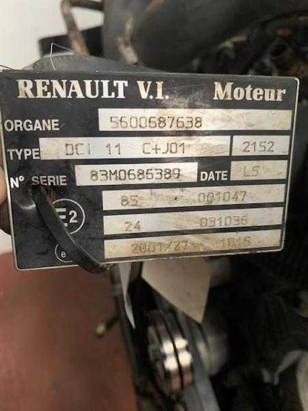 Moteur Renault MOTEUR RENAULT KERAX 420 DCI