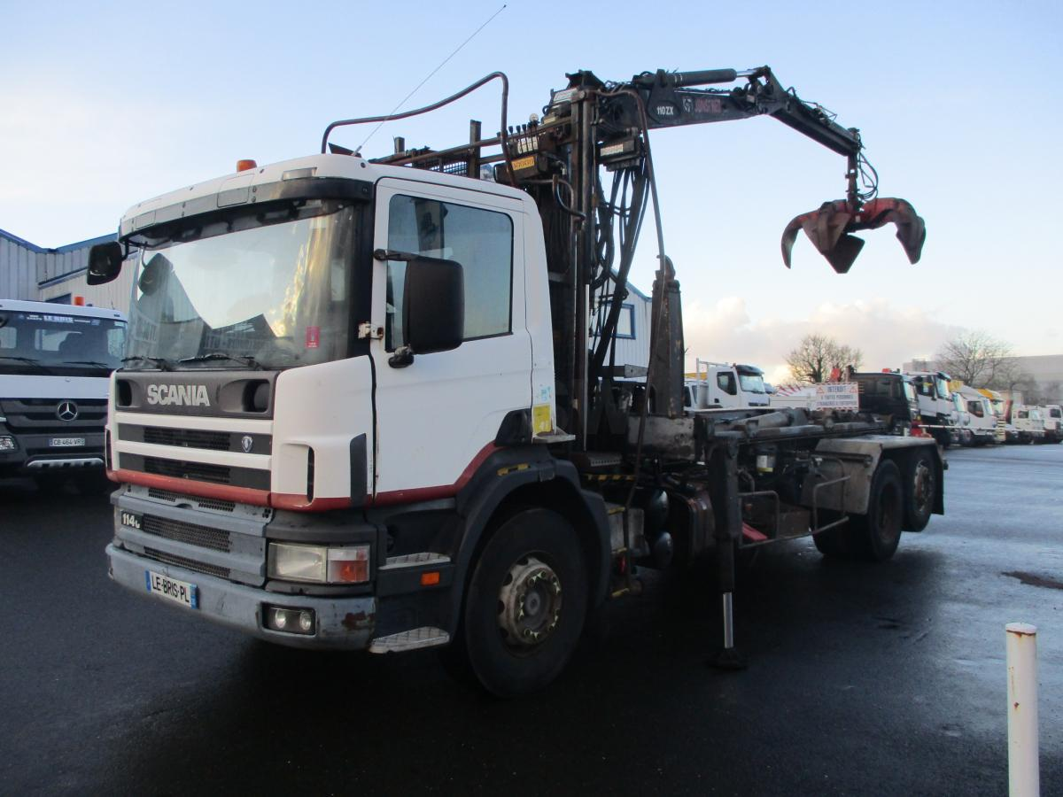 Occasion Scania G 114G380