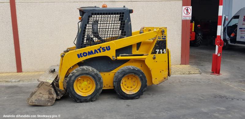 Komatsu SK 714