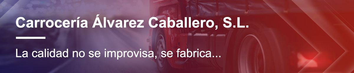 Impresa CARROCERIA ALVAREZ CABALLERO, SL